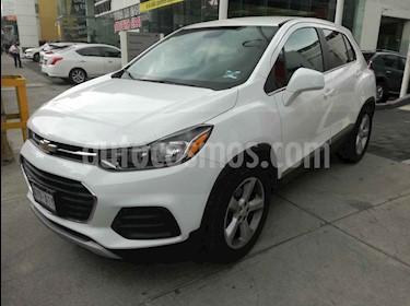 Foto Chevrolet Trax LT Aut usado (2018) color Blanco precio $255,000