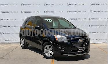 Foto venta Auto usado Chevrolet Trax LT Aut (2014) color Negro precio $185,000