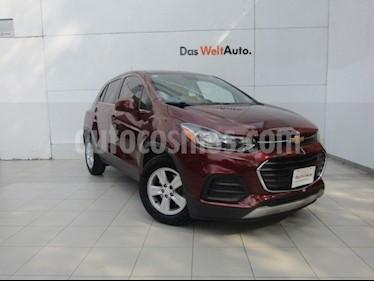 Foto venta Auto Seminuevo Chevrolet Trax LT Aut (2017) color Rojo Barroco precio $245,000
