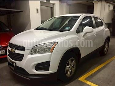 Foto Chevrolet Trax LT Aut usado (2015) color Blanco precio $169,000