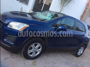 Chevrolet Trax LT Aut usado (2013) color Azul Oscuro precio $160,000