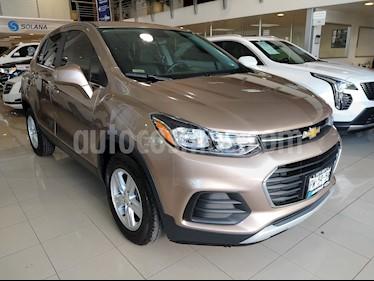 Foto venta Auto usado Chevrolet Trax LT Aut (2018) color Bronce precio $285,000