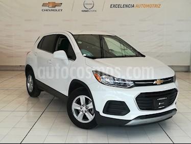 Foto venta Auto usado Chevrolet Trax LT Aut (2018) color Blanco precio $289,000