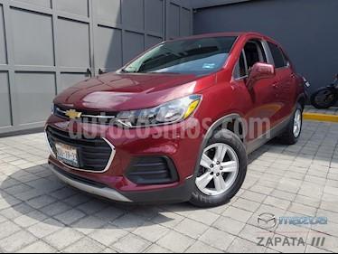 Foto Chevrolet Trax LT Aut usado (2017) color Rojo Tinto precio $225,000
