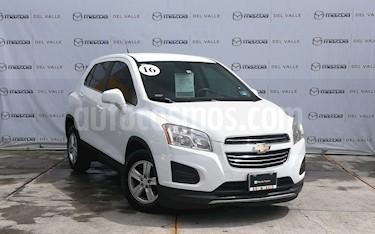 foto Chevrolet Trax LT Aut usado (2016) color Blanco Galaxia precio $230,000