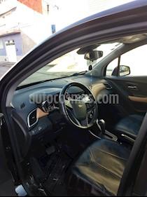 Chevrolet Trax LT Aut usado (2017) color Negro Onix precio $225,000
