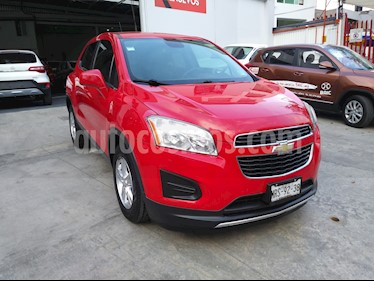 Foto Chevrolet Trax LT Aut usado (2014) color Rojo Victoria precio $165,000