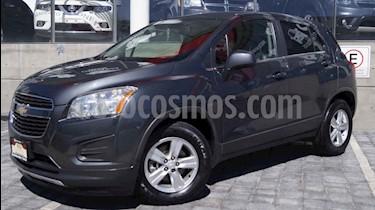 Foto Chevrolet Trax LT Aut usado (2015) color Gris precio $197,000