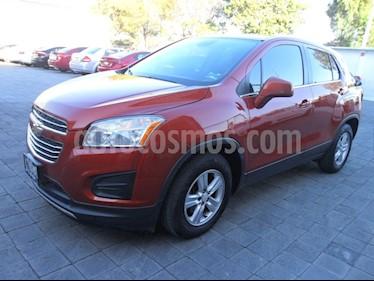 Foto venta Auto Seminuevo Chevrolet Trax LT Aut (2016) color Rojo Victoria