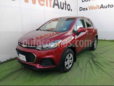 Foto Chevrolet Trax LT Aut usado (2018) color Rojo precio $261,000