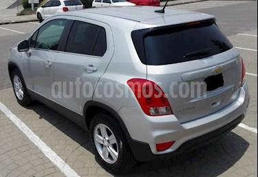 Foto Chevrolet Trax LT Aut usado (2017) color Plata Brillante precio $248,500