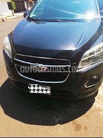 Foto venta Auto usado Chevrolet Trax LT Aut (2015) color Negro Onix precio $209,000