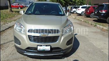 Foto venta Auto Seminuevo Chevrolet Trax LT (2014) color Champagne precio $175,000