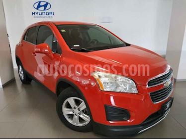 foto Chevrolet Trax LT usado (2014) color Rojo precio $175,000