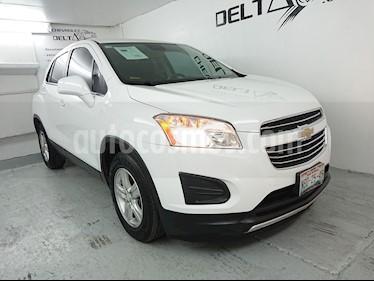 Foto venta Auto Seminuevo Chevrolet Trax LT (2016) color Blanco Galaxia precio $259,100