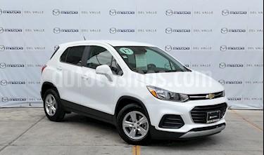 Foto venta Auto usado Chevrolet Trax LT (2017) color Blanco Galaxia precio $260,000