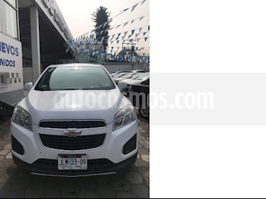 Foto venta Auto Seminuevo Chevrolet Trax LT (2014) color Blanco precio $174,500