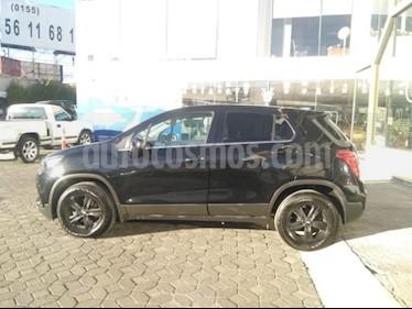 Foto venta Auto usado Chevrolet Trax LT (2017) color Negro Onix precio $245,000