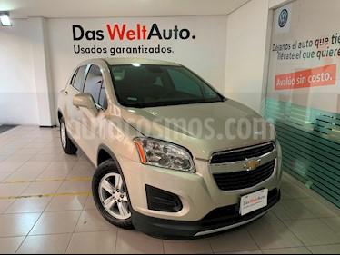 Foto venta Auto usado Chevrolet Trax LT (2015) color Champagne precio $210,000