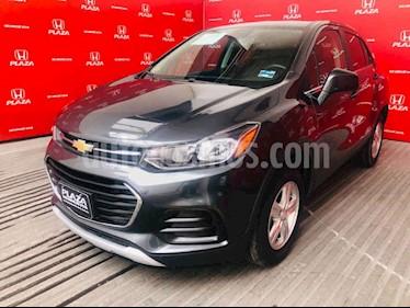 Foto Chevrolet Trax LT usado (2017) color Gris precio $259,000