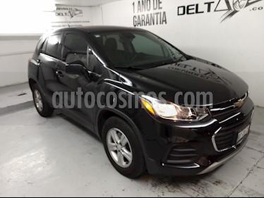 Foto Chevrolet Trax LT usado (2017) color Negro Carbon precio $235,000