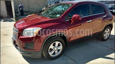 Foto venta Auto usado Chevrolet Trax LT (2015) color Rojo Tinto precio $210,000