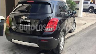 Foto Chevrolet Trax LT usado (2014) color Negro Carbon precio $195,000