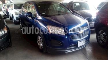 Foto venta Auto usado Chevrolet Trax LT (2014) color Azul Metalico precio $194,000