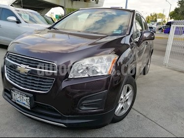 Foto venta Auto Seminuevo Chevrolet Trax LT (2014) precio $176,000