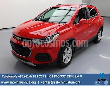 Foto venta Auto Seminuevo Chevrolet Trax LT (2018) color Rojo Victoria precio $153,000