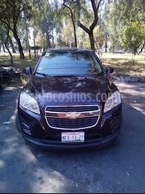Foto Chevrolet Trax LT usado (2015) color Marron precio $192,000