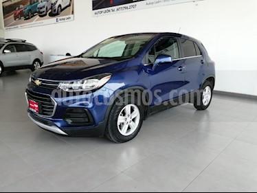 Foto Chevrolet Trax LT usado (2017) color Azul Oscuro precio $265,000