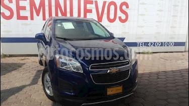 Foto venta Auto usado Chevrolet Trax LT (2016) color Azul precio $226,000