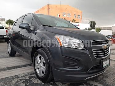 Foto venta Auto usado Chevrolet Trax LT (2018) color Gris Oxford precio $190,000