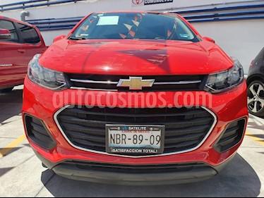 Foto venta Auto usado Chevrolet Trax LT (2017) color Rojo precio $212,000