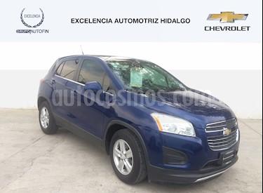 Foto Chevrolet Trax LT usado (2016) color Azul Oscuro precio $235,000