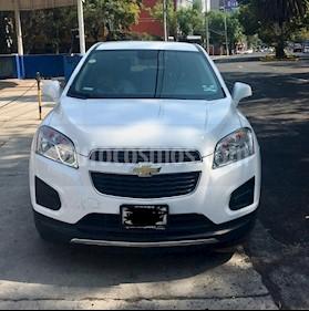 Foto Chevrolet Trax LT usado (2014) color Blanco precio $180,000