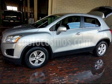 Foto venta Auto usado Chevrolet Trax LT (2014) color Gris precio $180,000
