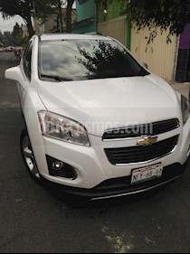 Foto Chevrolet Trax LTZ usado (2016) color Blanco Galaxia precio $235,000
