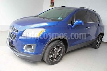 Foto Chevrolet Trax LTZ usado (2015) color Azul precio $219,000