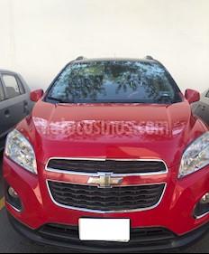 Foto venta Auto usado Chevrolet Trax LTZ (2015) color Rojo precio $219,000