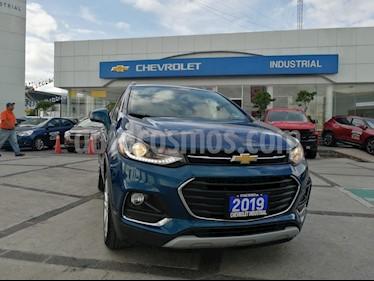 Chevrolet Trax LTZ usado (2019) color Azul precio $348,000