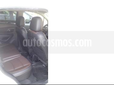 Foto venta Auto usado Chevrolet Trax LTZ (2016) color Blanco Galaxia precio $235,000
