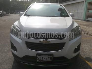 Foto venta Auto usado Chevrolet Trax LTZ (2015) color Blanco precio $213,000