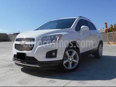 Foto venta Auto Seminuevo Chevrolet Trax LTZ (2017) color Blanco Galaxia precio $238,000