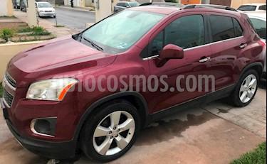 Foto venta Auto usado Chevrolet Trax LTZ (2013) color Rojo Tinto precio $170,000