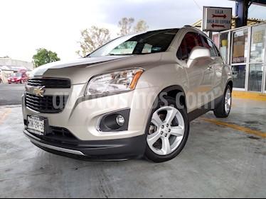 Foto venta Auto usado Chevrolet Trax LTZ (2015) color Champagne precio $224,000