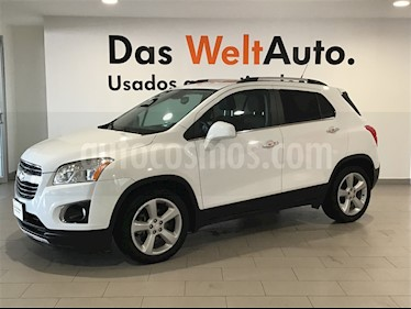 Foto venta Auto usado Chevrolet Trax LTZ (2016) color Blanco Galaxia precio $238,000