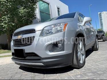 Foto venta Auto usado Chevrolet Trax LTZ (2014) color Plata precio $180,000