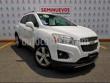 foto Chevrolet Trax LTZ usado (2014) color Blanco Galaxia precio $193,000